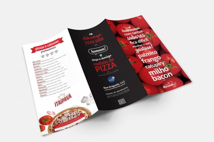 Cardápio Pizzaria Maranello